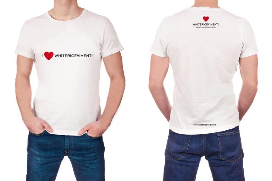 T-shirt personalizzata stampa digitale quadricromia 66791455b8ec